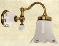 Подробнее о Светильник Migliore Provance  ML.PRO-60.531.CR настенный цвет хром / керамика