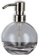 Подробнее о Дозатор Nicol Apollo  2131900 настольный для жидкого мыла хром / хрусталь прозрачный