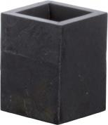 Подробнее о Стакан Nicol Petra 2182058 настольный натуральный камень (сланец