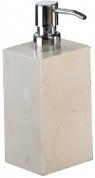 Подробнее о Дозатор Nicol Victoria  2311912 настольный для жидкого натуральный камень travertino / хром