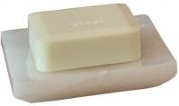 Подробнее о Мыльница Nicol Blanca 2401811 настольная натуральный камень (алебастр