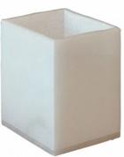 Подробнее о Стакан Nicol Blanca   2402011 настольный натуральный камень (алебастр