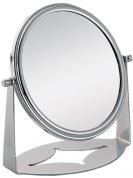 Подробнее о Зеркало Nicol Claire  4022400 косметическое настольное двустроннее хром