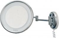 Подробнее о Зеркало Nicol Jenny 4024200 косметическое настенное хром