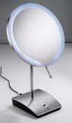 Подробнее о Зеркало Nicol Cosima 4024810 косметическое настольное с подсветкой хром