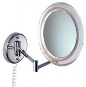 Подробнее о Зеркало Nicol Marie 4024900 косметическое настольное хром