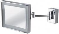 Подробнее о Зеркало Nicol Alex 4025000 косметическое настенное хром