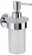 Подробнее о Дозатор Nicol Saturn  7081900 подвесной для жидкого мыла хром / стекло матовое