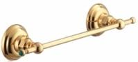 Подробнее о Полотенцедержатель Niсolazzi Classica lusso 1486 GO 34 длина 54 см золото / Swarovski