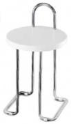 Подробнее о Стульчик Open Kristallux Encemble 0E 330 013 для ванны душевой кабины хром