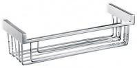 Подробнее о Полка Open Kristallux Lingotto OLT 480 013b решетка хром