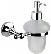 Подробнее о Дозатор жидкого мыла Performa Per4M-24V 24804 CR настенный хром/стекло матовое