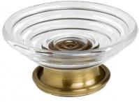 Подробнее о Мыльница Pomdor Windsor 26.60.90.002 настольная хром / стекло