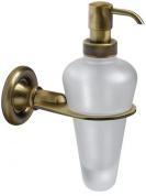 Подробнее о Дозатор жидкого мыла Pomdor Windsor 26.78.01.002 настенный хром / стекло