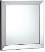 Подробнее о Зеркало Pomdor Iside  51.80.54.242 квадратное 60 х 60 см inox