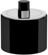 Подробнее о Контейнер Pomdor Heritage  70.75.01.002ne настольный хром / стекло черное