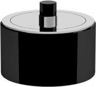 Подробнее о Контейнер Pomdor Heritage  70.75.02.002ne настольный хром / стекло черное