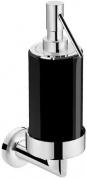 Подробнее о Дозатор жидкого мыла Pomdor Heritage Chester 70.78.01.402NE подвесной хром / стекло черное