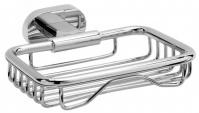 Подробнее о Мыльница-решетка Raiber R50105 подвесная хром