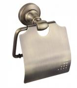 Подробнее о Бумагодержатель Raiber RB52007 закрытый бронза