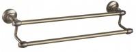 Подробнее о Полотенцедержатель Raiber RB52009 двойной бронза