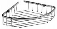 Подробнее о Полка-решетка Raiber RBK3509 угловая хром