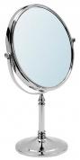 Подробнее о Зеркало косметическое Raiber RMM-1116 настольное хром