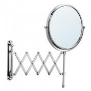 Подробнее о Зеркало косметическое Raiber RMM-1120 настенное хром