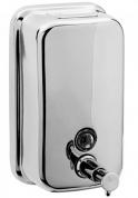 Подробнее о Дозатор для мыла Raiber RSD-2180 подвесной хром