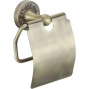 Подробнее о Держатель туалетной бумаги Rose RG10 RG1005Q настенный бронза