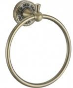 Подробнее о Полотенцедержатель Rose RG10 RG1006Q кольцо бронза