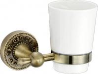 Подробнее о Стакан Rose RG10Q RG1012Q подвесной бронза/керамика
