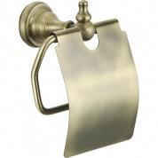 Подробнее о Держатель туалетной бумаги Rose RG11 RG1105Q настенный бронза