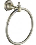 Подробнее о Полотенцедержатель Rose RG11 RG1106Q кольцо бронза