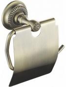 Подробнее о Держатель туалетной бумаги Rose RG14 RG1405Q настенный бронза