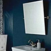 Подробнее о Зеркало Sbordoni Deco DE113ACR прямоугольное 60 х 70 см хром
