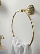 Подробнее о Полотенцедержатель Sbordoni Flora FL106OL кольцо диаметр 23 см латунь