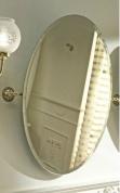 Подробнее о Зеркало Sbordoni Flora FL112OL овальное 72,5 х 80 см латунь