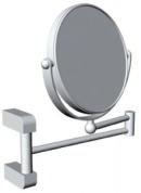 Подробнее о Зеркало Schein Allom  22001 косметическое настенное хром