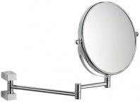 Подробнее о Зеркало Schein Swing 32001 косметическое настенное хром