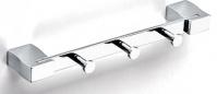 Подробнее о Крючки Schein Swing 321-3B2 на планке (3 штуки хром