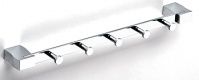 Подробнее о Крючки Schein Swing 321-5B2 на планке (5 штук хром