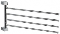 Подробнее о Полотенцедержатель Schein Swing 32844 четверной поворотный хром
