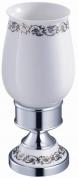 Подробнее о Стакан Schein Saine Chrome 7053013 настольный хром /керамика белая