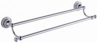Подробнее о Полотенцедержатель Schein Saine Chrome 7053040 двойной хром