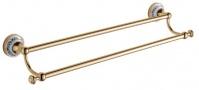 Подробнее о Полотенцедержатель Schein Saine Gold 7053040VF двойной золото