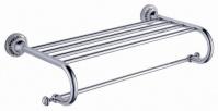 Подробнее о Полка-решетка Schein Saine Chrome 7053042 для полотенцев хром