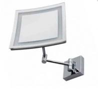 Подробнее о Зеркало косметическое StilHaus Ingranditori 901 настенное с подсветкой (2Х) хром