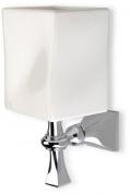 Подробнее о Стакан StilHaus Prisma PR 10 CR подвесной хром / керамика белая