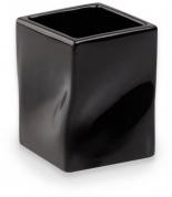 Подробнее о Стакан StilHaus Prisma 793 NE настольной хром / керамика черная